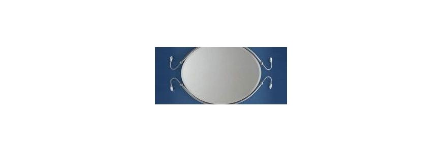 Specchi bagno con luce led retroilluminato e moderni online arredare moderno - Specchi bagno moderni ...