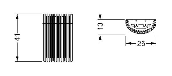charleston-reflex-leuchte-größen