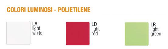 Lightree Lamp Slide light colors