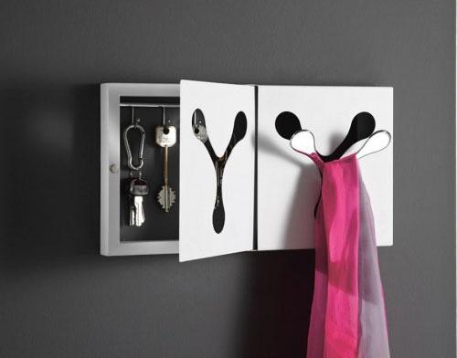 Appendiabiti moderni da parete o da terra: l\'accessorio che unisce ...