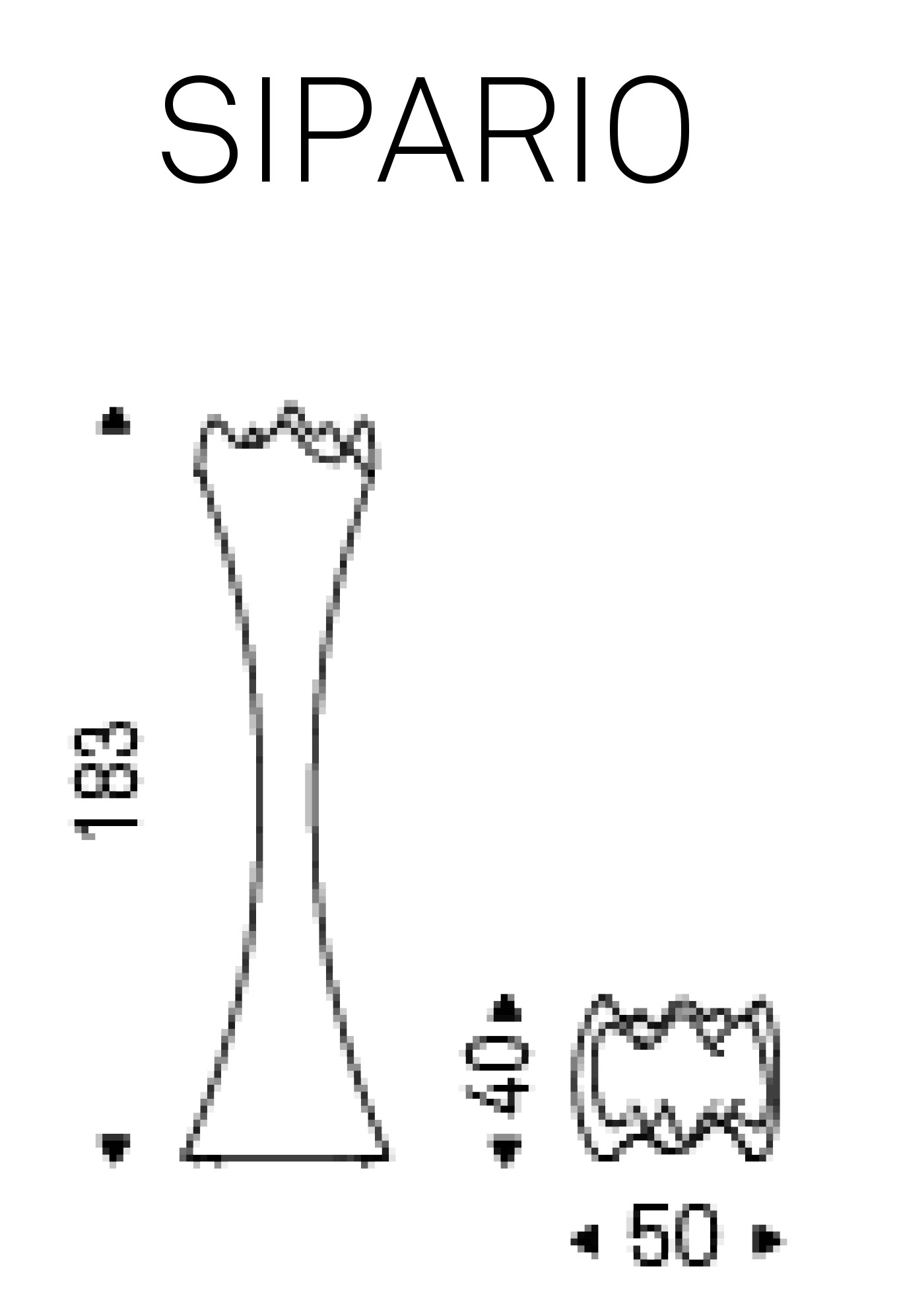 Appendiabiti Sipario Cattelan dimensioni