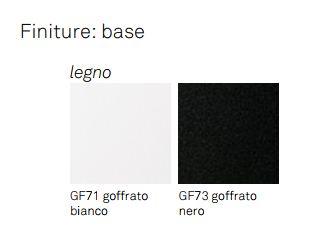 Porta tv Pixel Cattelan Italia finiture e colori