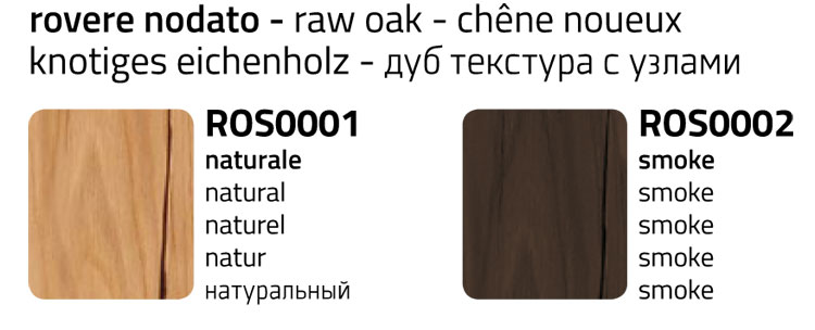 tavolo colico modello bipwood finitura struttura