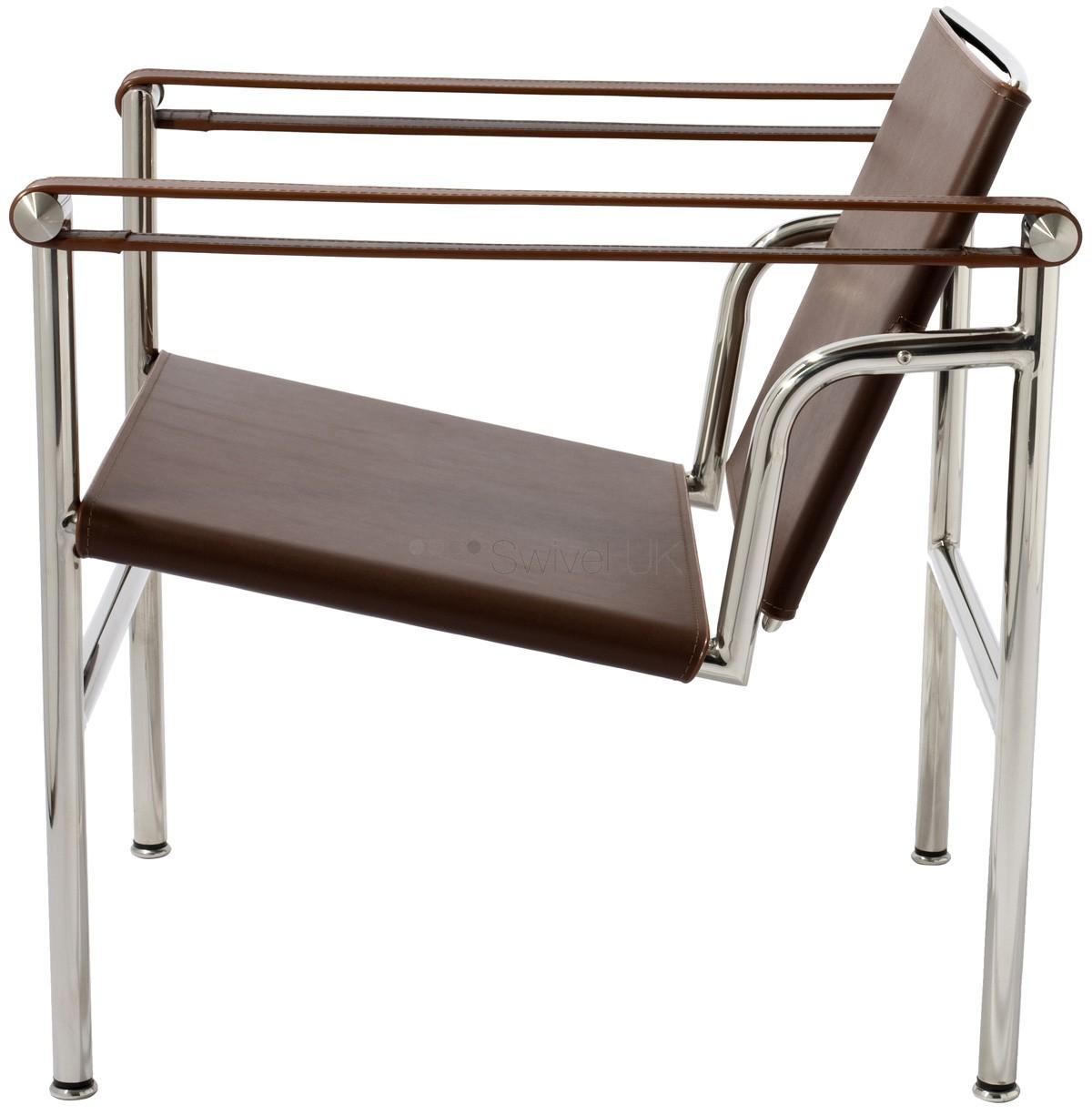 Quali sedie scegliere guida online arredare moderno - Sedia le corbusier ...