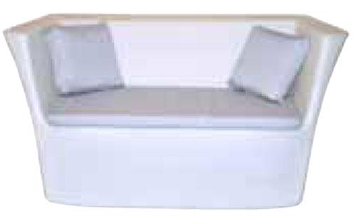 Sofa Lumineux Cairo Modum avec coussin