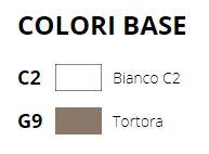 Sgabello Sat Plust colori