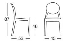 dimensions scab design igloo 2357