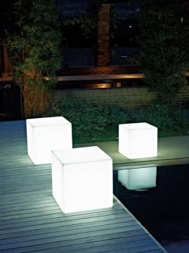 sedie luminose
