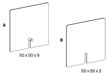 guidoriccio tonelli design specchio misure