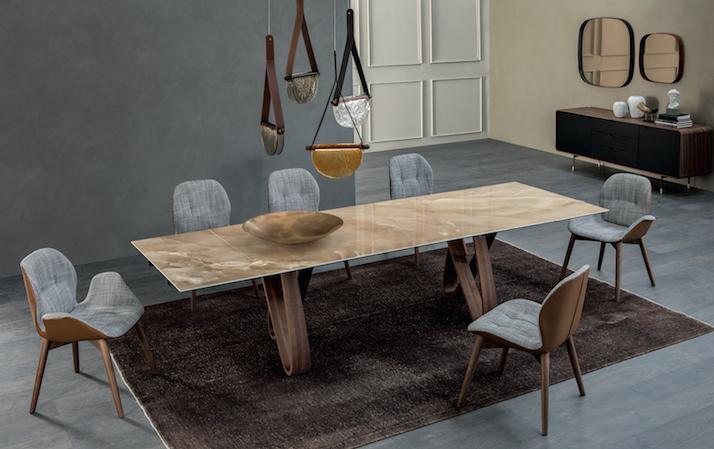 tavoli allungabili e fissi - Arredare Moderno